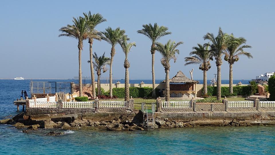 4 des plus belles stations balnéaires pour un séjour farniente en Égypte