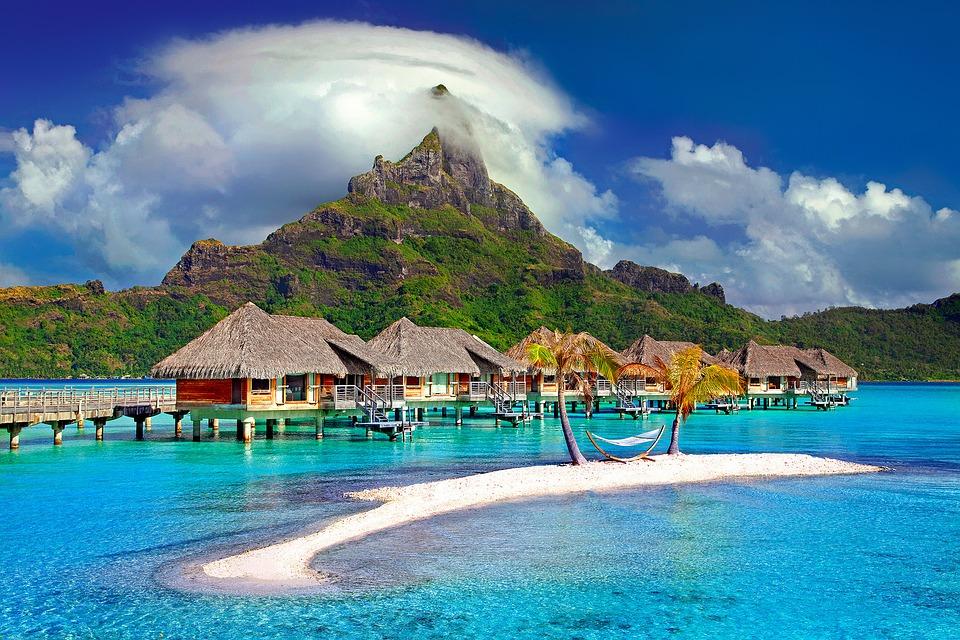 Les attraits de l'île Bora Bora