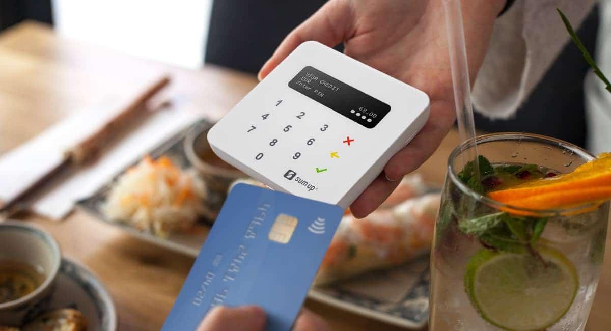 Sum'up : Encaissez les cartes bancaires depuis un smartphone